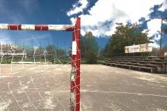 teren i gol